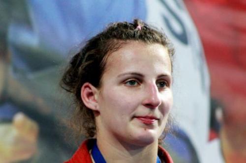 Анастасия Шевченко: чемпионка мира по самбо